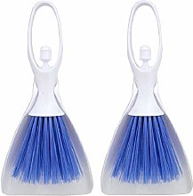 Portable Dustpan and Broom Set Plastic Cleaning