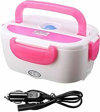 Portable Electric 12V Heated Lunch Box Bento Boxes