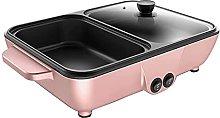 Portable Electric Grill, Electric Pan Shabu,