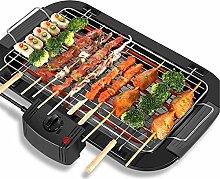Portable Electric Grill Teppanyaki Grill Non-Stick