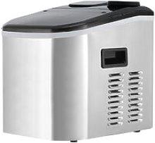 Portable Electric Ice Cube Maker Machine Kitchen