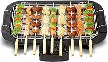 Portable Electric Smokeless Barbecue