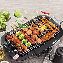 Portable Electric Smokeless BBQ, Indoor Barbecue