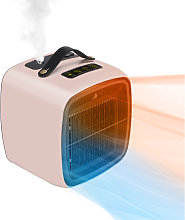 Portable Electric Space Heater Indoor Fan Heater