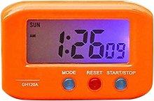 Portable Electronic Desk Clock Digital Electronic