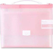 Portable Expanding Wallets 2 File Folders,