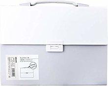 Portable Expanding Wallets 2 Organ Bag Folder