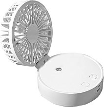 Portable Fan Foldable Handheld Misting Spray