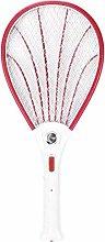 Portable Fly Swatter Zapper Racket Plug In