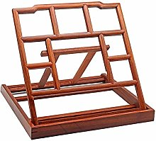 Portable Folding Book Reading Stand, Adjustable
