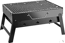 Portable Folding Charcoal Barbecue grill Outdoor