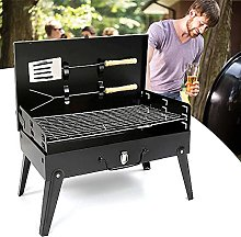 Portable Folding Charcoal Grill, Charcoal Grill