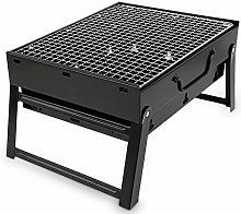 Portable Folding Grill with Ventilation Holes, BBQ