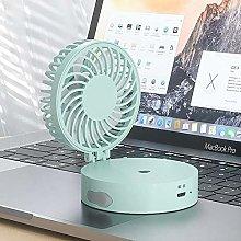 Portable Folding Spray Fan Water Electric USB