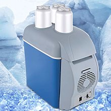 Portable Fridge, 12V 7.5L Mini Home Camping Fridge