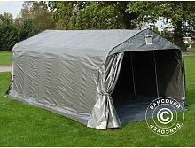 Portable garage Garage tent PRO 3.6x6x2.7 m PE