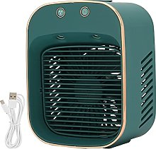 Portable Humidification Air Conditioner Fan, 5