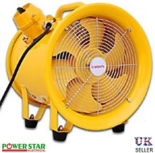 Portable Industrial Ventilator Exhaust Axial