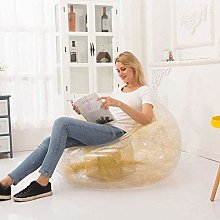 Portable Inflatable Lounger Bedroom Balcony Air