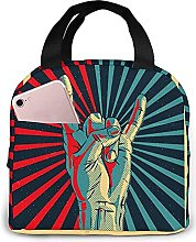 Portable Insulated Lunch Bag, Celebration Gesture