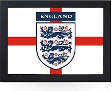 Portable Lap Desk Tray (England Three Lions)