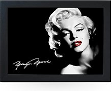 Portable Lap Desk Tray (Marilyn Monroe Signature)