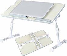 Portable Laptop Bed Table, UK STOCK -Jiasuz