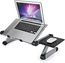 Portable Laptop Desk, Adjustable Notebook Stand