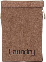 Portable Laundry Hamper Clothes Basket Storage Bag