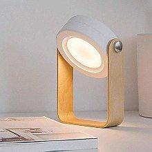Portable LED Lantern Night Light Creative Foldable