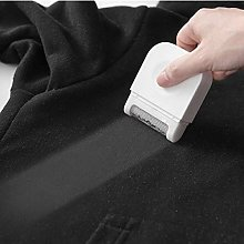 Portable Lint Remover Clothes Fuzz Fabric Shaver