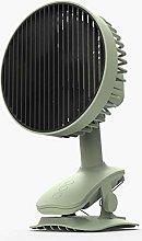 Portable Low Noise Fan Rotating Fan Rechargeable