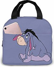 Portable Lunch Bag Eeyore Reusable Insulated Lunch
