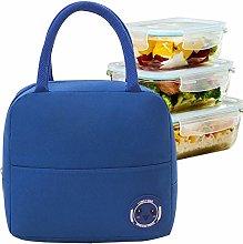 Portable Lunch Bag Picnic Cooler Bag Work Lunch