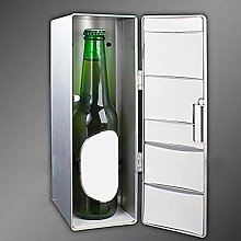 Portable Mini USB Fridge Beverage Beer Drink Cans