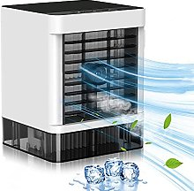 Portable Mobile Air Conditioner, Mini Evaporative