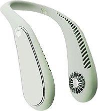 Portable Neck Fan Rechargeable Wearable Personal