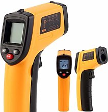 Portable Non-Contact LCD IR Laser Infrared Digital