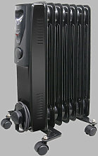 Portable Oil Filled Radiator Electric Heater