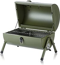Portable Outdoor Barbecue Stove Full Set Charcoal