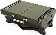 Portable Outdoor BBQ Grill Patio Camping Picnic
