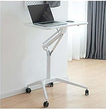 Portable Overbed Chair Height-Adjustable Mobile
