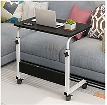 Portable Overbed Chair Laptop Desk, Height