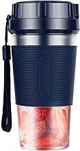 Portable Personal Blender, 300ml Household Mini