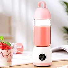 Portable Personal Blender, 420ml Household Mini