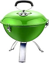 Portable Picnic Kettle Grill Metal Grill BBQ