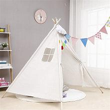 Portable Playhouse Sleeping Dome Tent Children