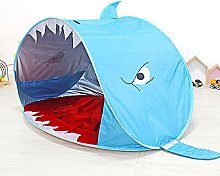 Portable Pop Up Baby Beach Tent with Pool Shark