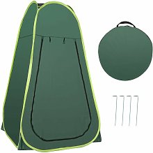 Portable Pop Up Tent Outdoor Camping Toilet Shower
