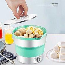 Portable Pot, Folding Cooking Pot Folding Electric
